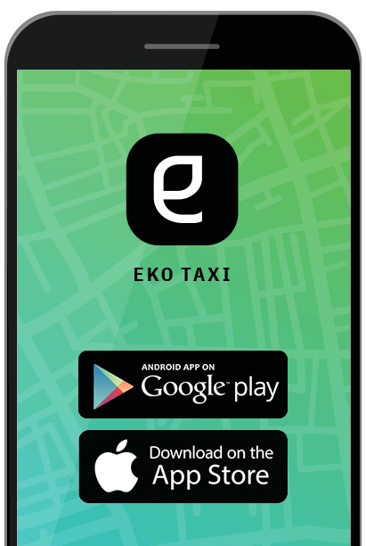 A new Eko taxi application